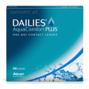 Dailies Aqua Comfort PLUS - Op. 90szt