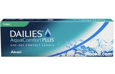 Dailies AquaComfort PLUS Toric - 30szt.