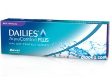 Dailies AquaComfort Plus Multifocal 30szt