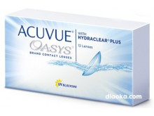Acuvue Oasys 12 szt