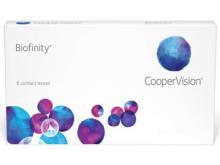 Biofinity CooperVision 6 szt.