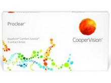 Proclear 3szt. - sferyczne soczewki kontaktowe