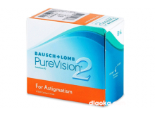 PureVision 2 HD for Astigmatism 3 szt