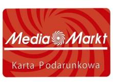 karta podarunkowa Mediamrkt 25zł