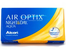 Air Optix Aqua Night&Day - Op. 3 szt.