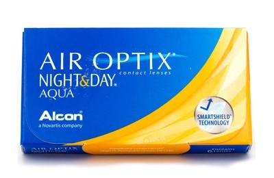Air Optix Aqua Night&Day - Op. 3 szt.