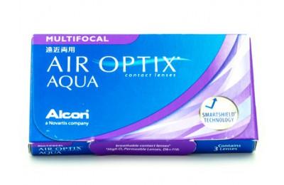 Air Optix Multifocal - Op. 3 szt.