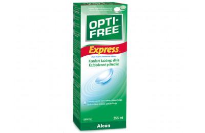 Płyn do soczewek Opti Free Express 120ml